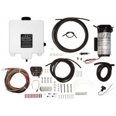 AEM V2 1.15 Gallon LOW PROFILE Tank Water/Methanol Injection Kit Internal Map (Turbo/Forced Induction)  #30-3300