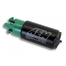 AEM 340lph E85-Compatible High Flow COMPACT In-Tank Fuel Pump (with hooks)  50-1215