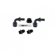 Universal Fuel Pressure Regulator AN Fitting KIT 6AN Push On