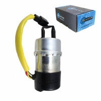 Quantum Electric Fuel Pump for Suzuki RF400 RF400R RF600R Carbureted 1993-1997, Replaces 15100-21E01