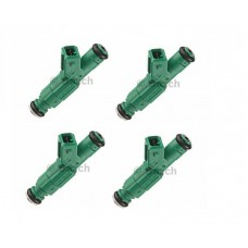Genuine BOSCH 0280155968 Fuel Injector  Green Giant fits Bosch 42lb 440cc EV1 Motorsport Racing  (4)