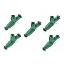 Genuine BOSCH 0280155968 Fuel Injector  Green Giant fits Bosch 42lb 440cc EV1 Motorsport Racing  (5)