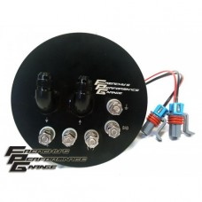 Frenchy's Performance Garage Nissan R32 GT-R Twin Pump In-tank fuel system kit AN6 (With 2x Walbro 450LPH Fuel pumps)