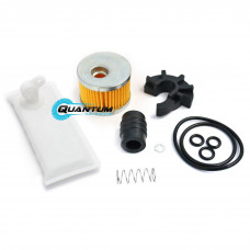 KTM FUEL PUMP FILTER REBUILD KIT - REPLACEMENT COMPONENTS FOR KTM # KTM 61007088000 / 61007088100 / 61007088200