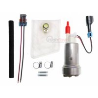 Walbro TIA AUTOMOTIVE F90000267 Fuel Pump 450LPH E85 High Pressure ETHANOL 450LPH + Install Kit
